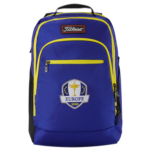 Ryder Cup Team Europe Players Backpack