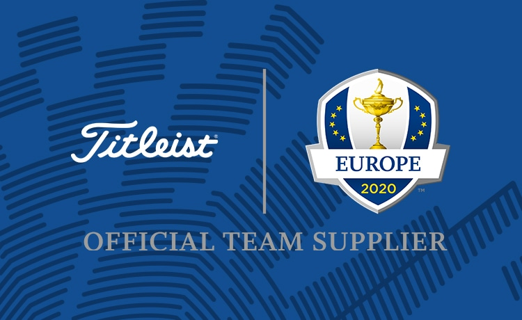 Titleist Team Europe Ryder Cup Collection
